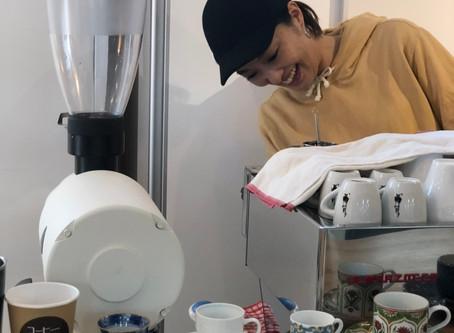 仙台朝市 唯一のコーヒー屋さん
