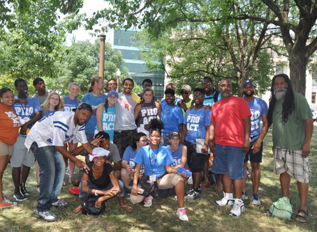 YGP Serves the Homeless Community