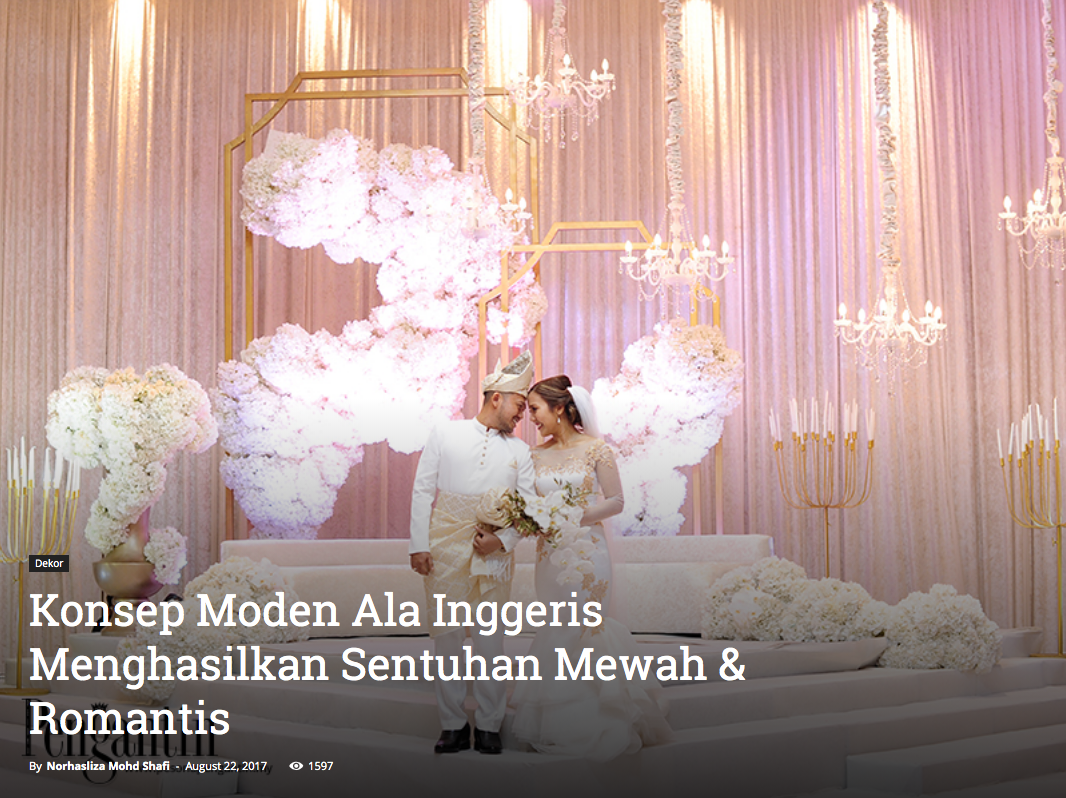 Taken from Pesona Pengantin (website)