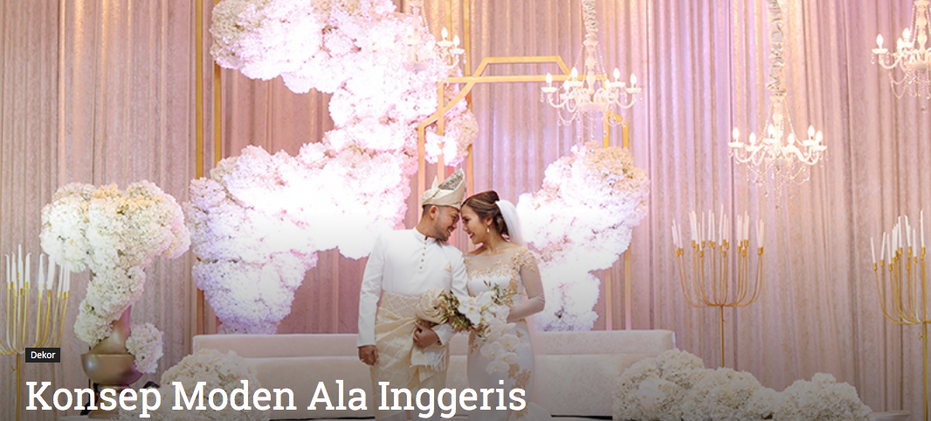 Taken from Pesona Pengantin (website)