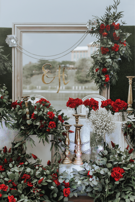 The Reception of Erika | Hafiz