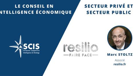 Resilio - Marc STOLTZ - Le conseil en Intelligence Economique