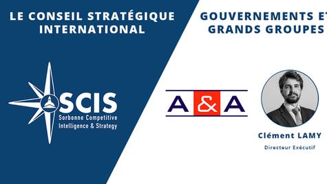 Attali & Associés - Conseil stratégique international avec Clément LAMY