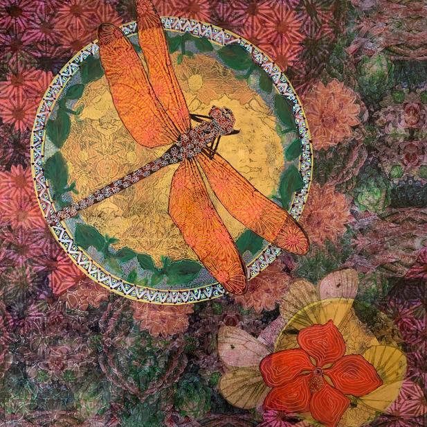 Dragonfly & Flos