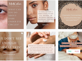Dermatologists to follow on Instagram