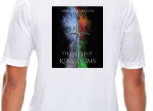 CA Shirt w/ The Path of Kingdoms Cover