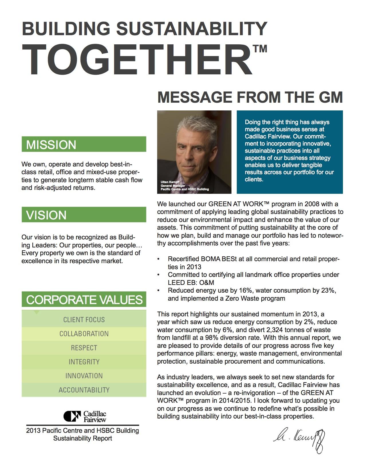 Vancouver Properties CRM