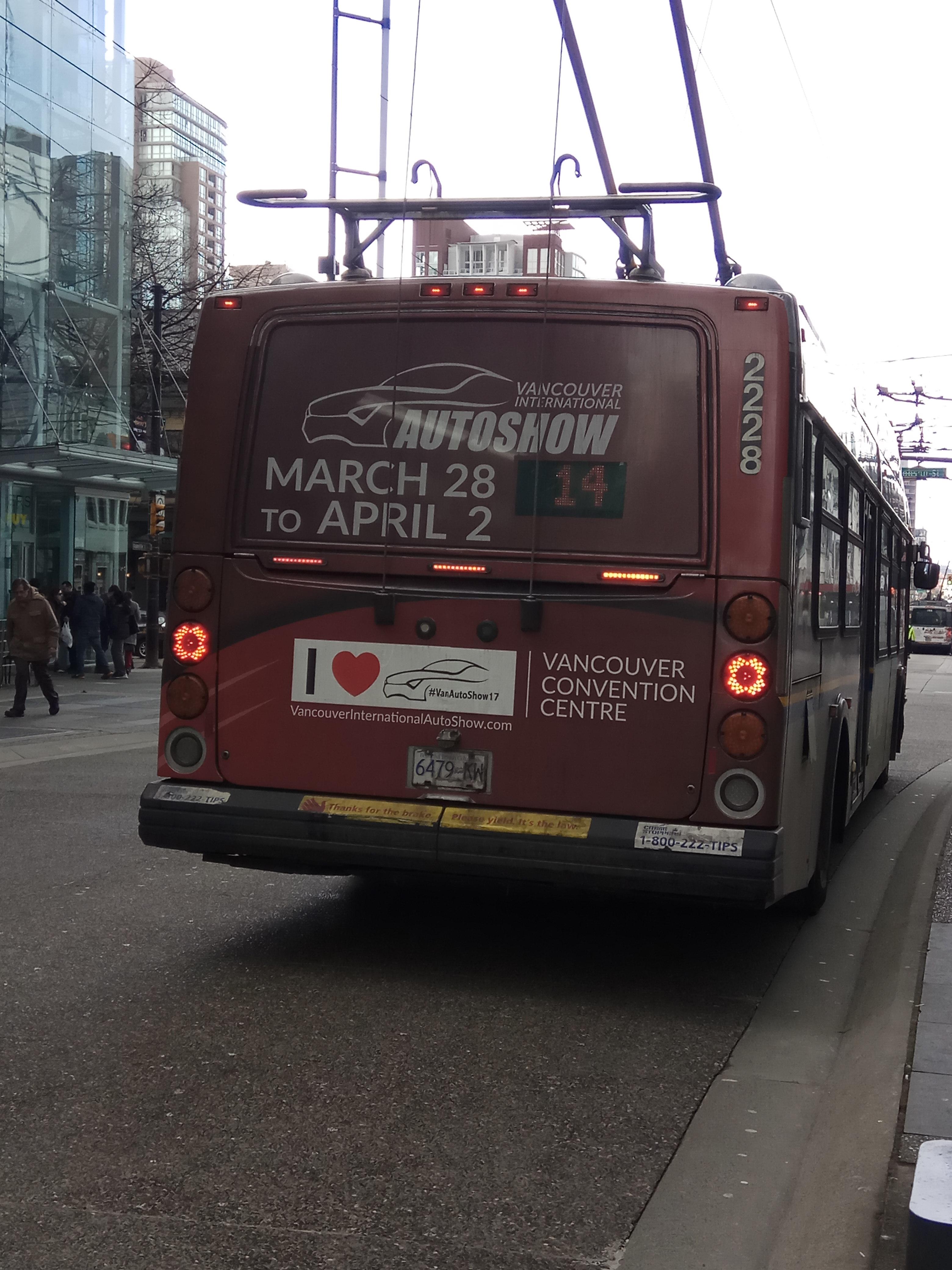 Vancouver International Auto Show