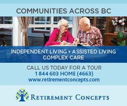 Retirement Concepts