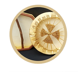 GOLD CIRCLE divine heart drums.png