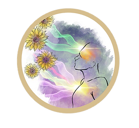 SUNFLOWERS AND ME GOLD CIRCLE B.png