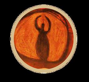 Reclaiming Sacred Blood Rites GOLD CIRCL