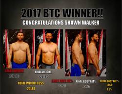Walker BTC winner