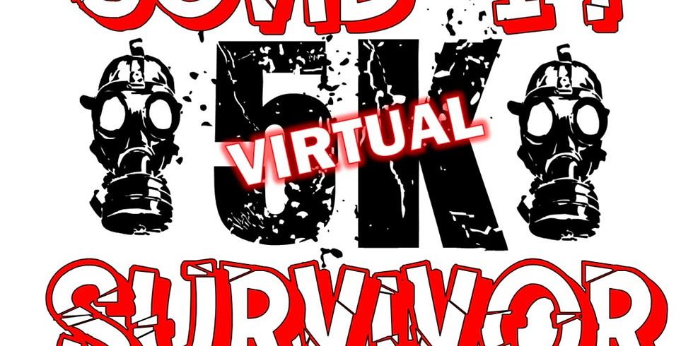 COVID-19 VIRTUAL 5K RUN/WALK