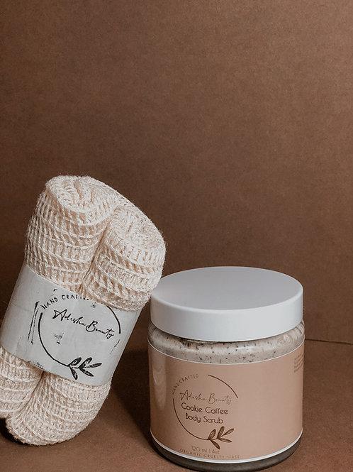 Cookie Coffee Body Scrub
