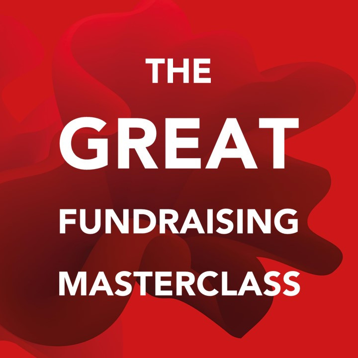 The Great Fundraising Masterclass