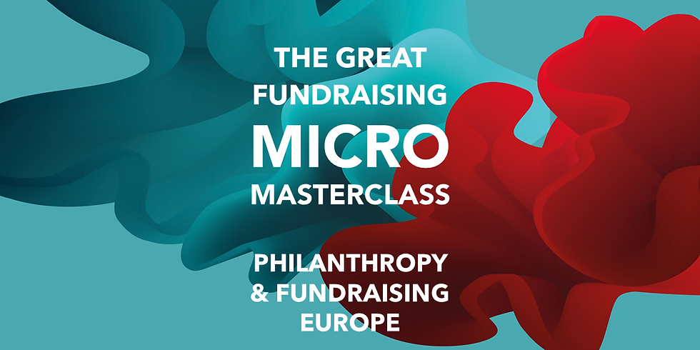 Micro Masterclass: What makes a Great Fundraising product?