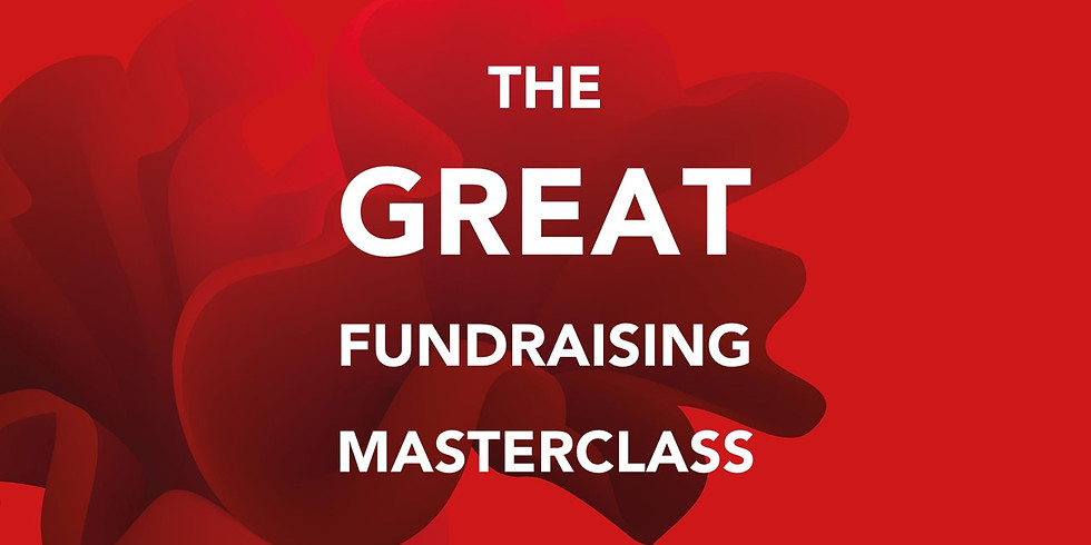 The Great Fundraising Masterclass - Australian delegates