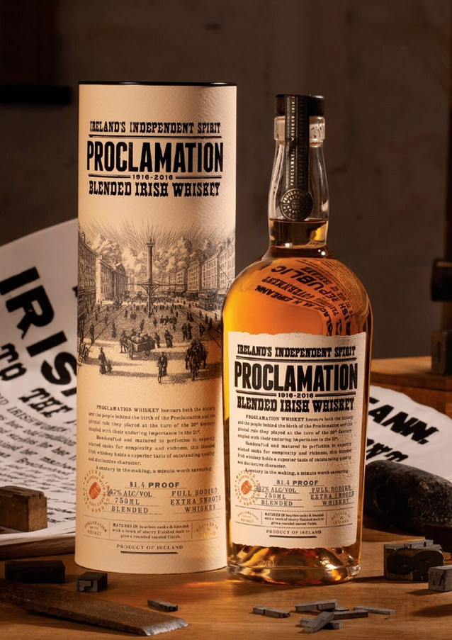 Proclamation Whiskey
