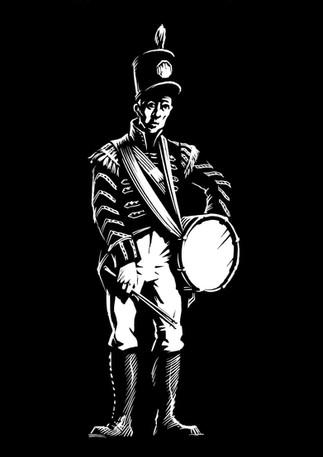 Drummer Boy 87th regiment