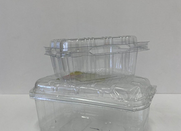 Plastic Containers (Fruits/Veg)