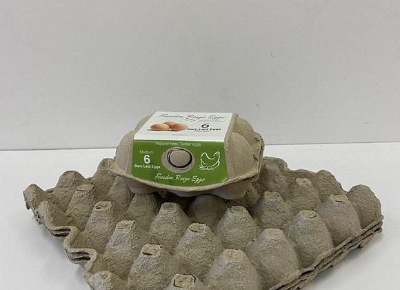 Cardboad Egg cartons