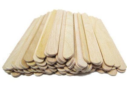Wooden Popsicles sticks