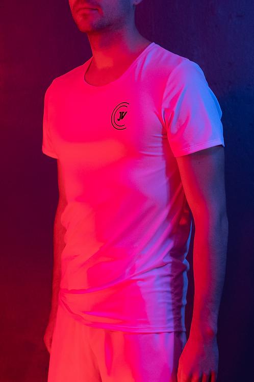 T-Shirt homme blanc JV Coaching