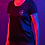 Thumbnail: T-Shirt femme noir JV Coaching