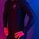 Thumbnail: Haut de combinaison noir homme JV Coaching