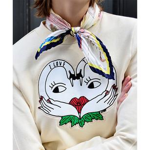 Fashion brand collaboration
