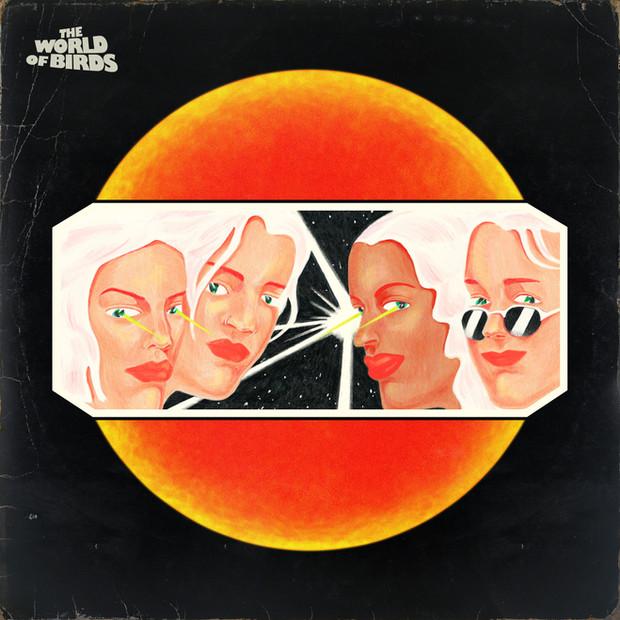 Album cover illustation