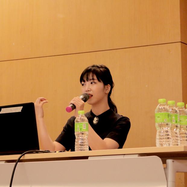 CA speaking