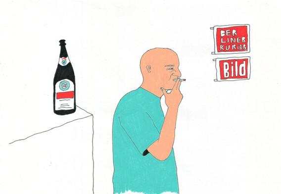 담배피는아저씨,맥주병,벽-채색.jpg