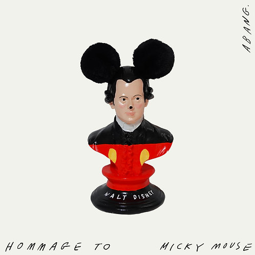 Homage to Mickey mouse