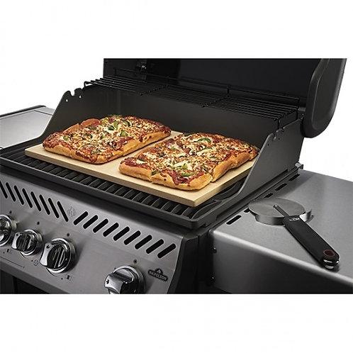 Pizzasten grill
