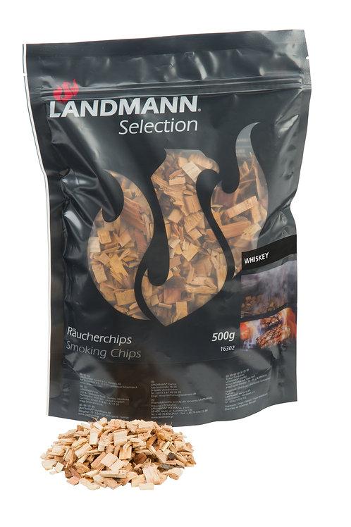 Landmann rökflis whiskey/ek