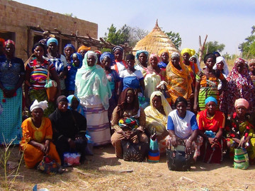 The Potential of Women in the Sahel