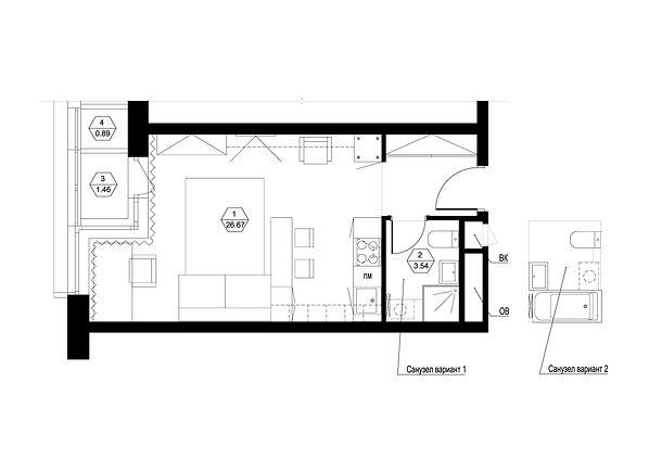 апартаменты Model (2.jpg