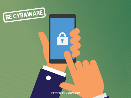 Mobile device security: Your world in the palm of your hand