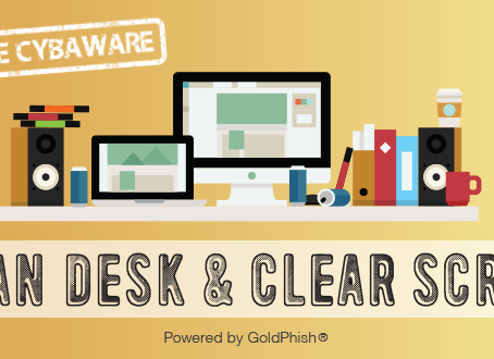 How a Clean Desk and Clear Screen helps reduce your Cyber Risk