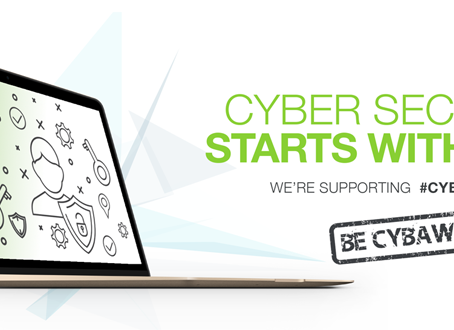 Get your Free Resources for Cybersecurity Awareness Month