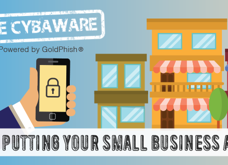 Keeping your small business cyber safe