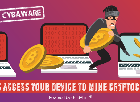 Cryptojacking – the rising crime of mining digital currency