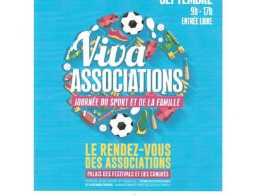 VIVA ASSOCIATIONS Dimanche 12 Septembre