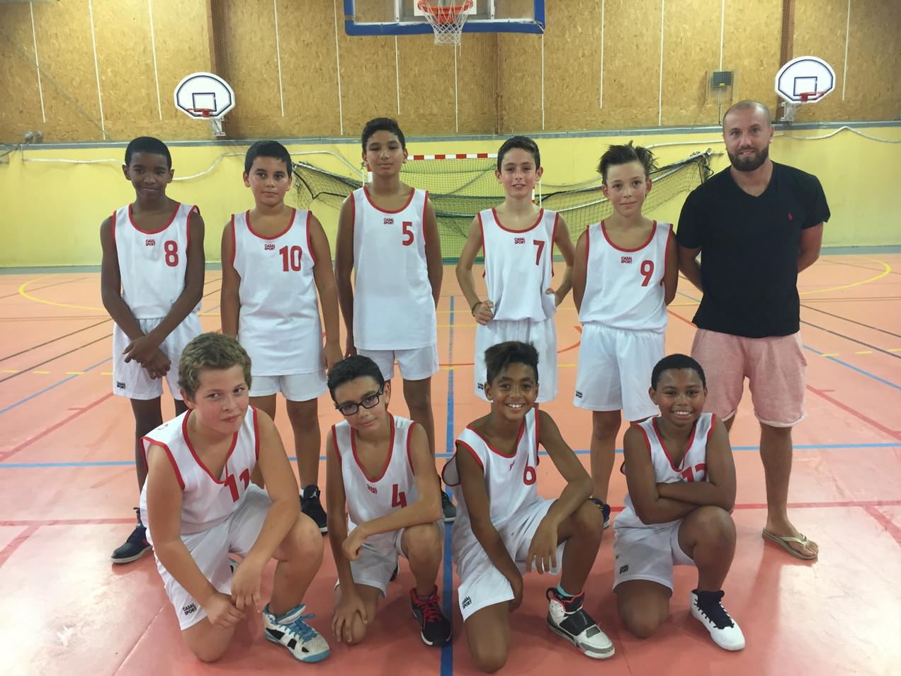 Photos d'équipes 2016/2017