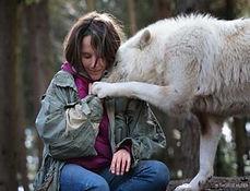 totem animal,loba,louve,loup,sage animalité,femme sauvage,respecter son territoire,animal totem,nature sauvage,connexion à son animalité,côté animal,