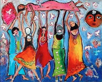 cycles lunaires,femme saison,nature cyclique féminine,femme sauvage,sorcière,femme libre,sexualité féminine,magie des cycles,tente rouge,femme sage,puissance féminine,hormones féminines,femme épanouie,cycle féminin,femme sauvage