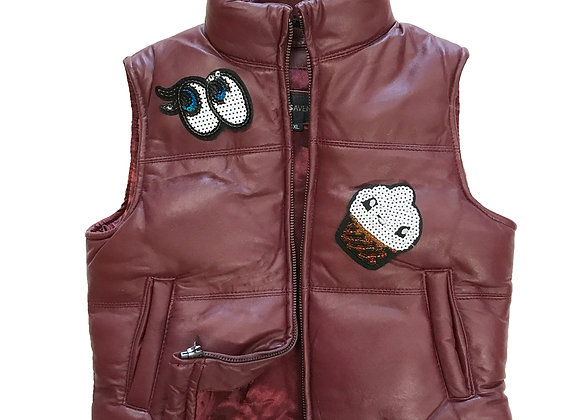 'Eyeing Cupcakes' Vest