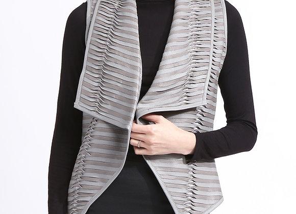 Lea Vest gray
